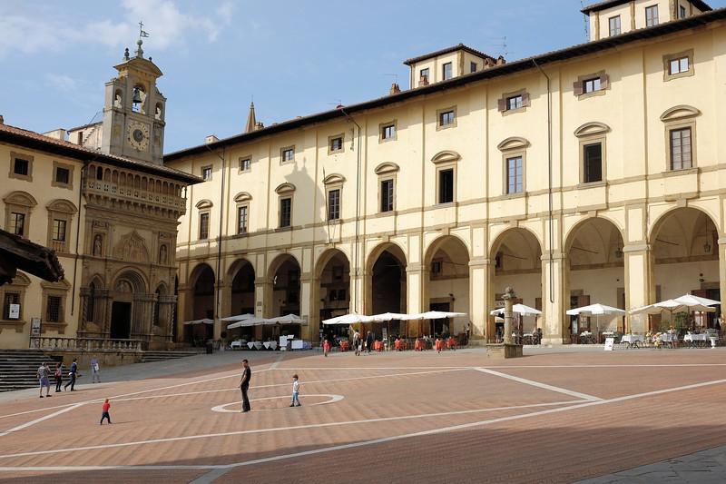 Arezzo, Toscane