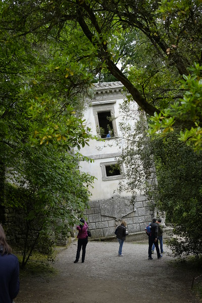 Jardin des monstres, Bomarzo, Latium