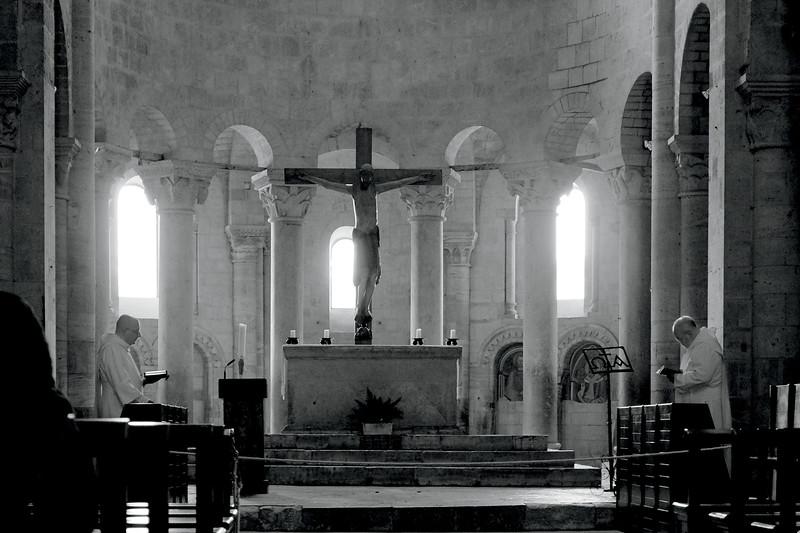 Abbaye de Sant'Antimo, Toscane