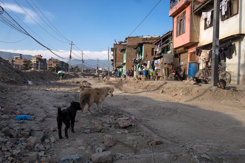Katmandou, février 2019