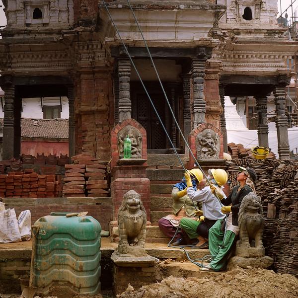 Patan, février 2019