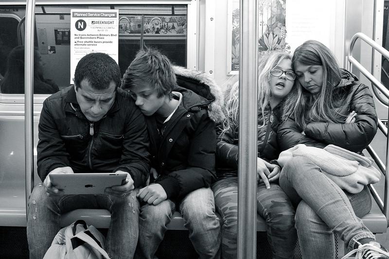 """""""Tired"""". New York. Avril 2013"""