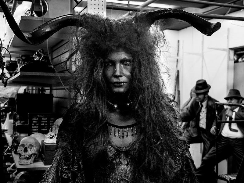 Abracadabra Magic Shop. Manhattan. Avril 2014