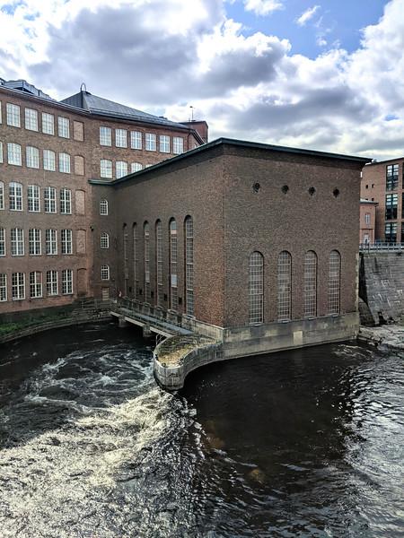 "Tampere, le ""Manchester finlandais"""