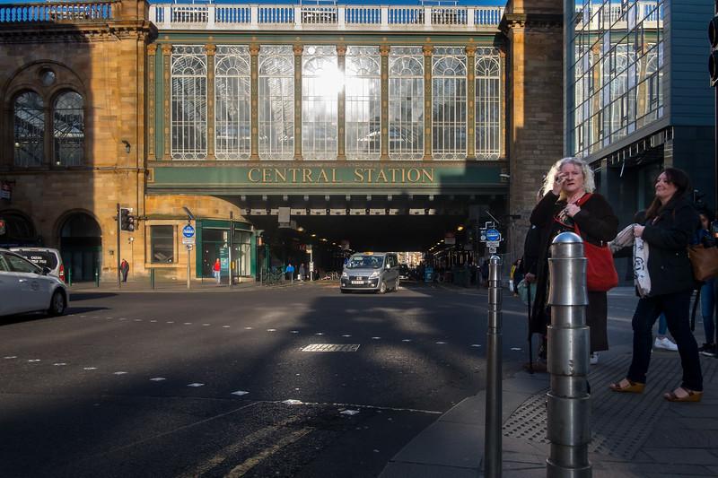 Glasgow, Écosse. Mai 2018