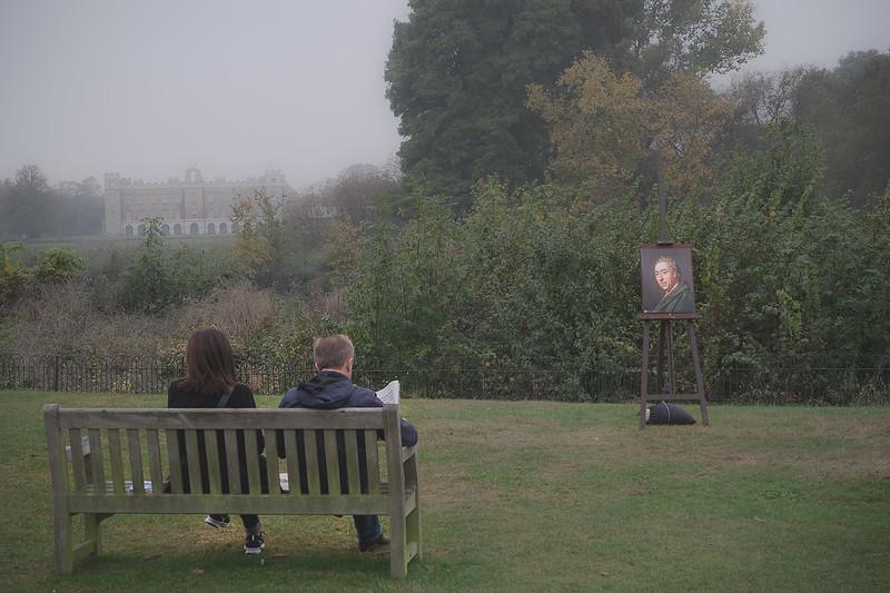Kew Gardens, Londres. Octobre 2016