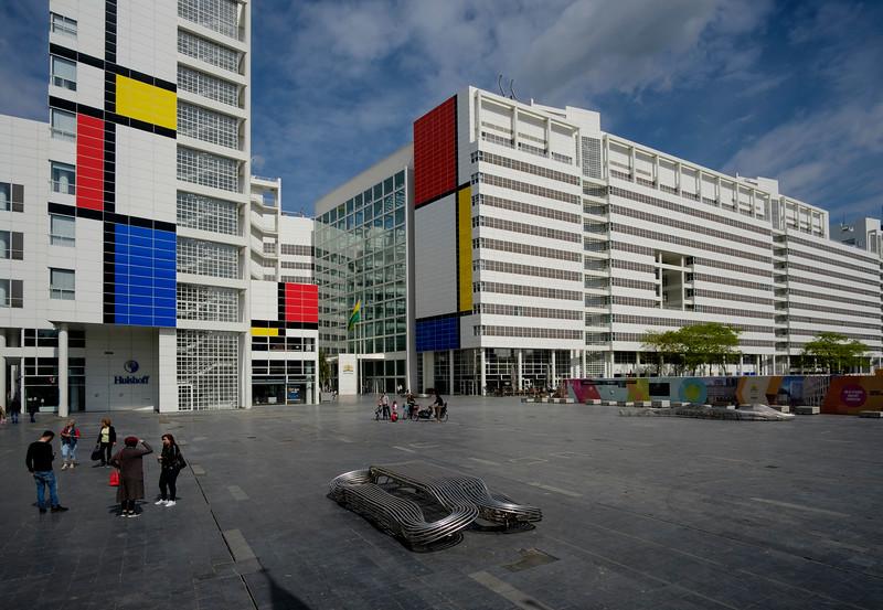 La Haye. Hollande. Mai 2017