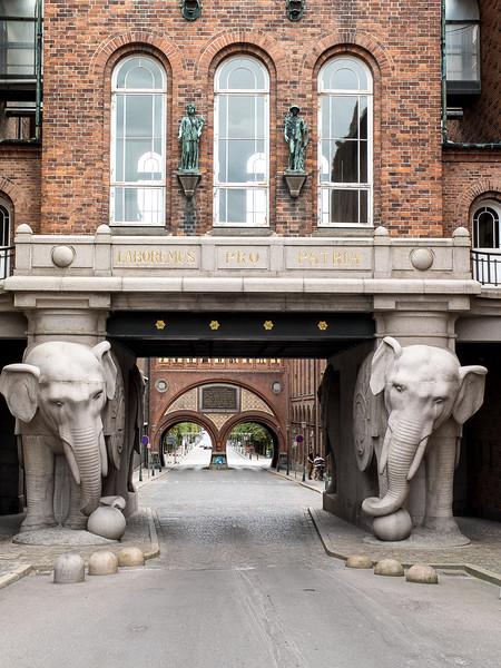 Brasserie Carlsberg à Copenhague