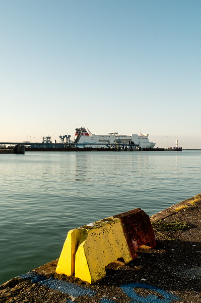 Port d'Ystad (Suède)