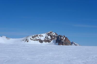 Notre sommet, le 1162m. Un nom pas très original !