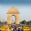 India gate, New Delhi, Inde du Nord