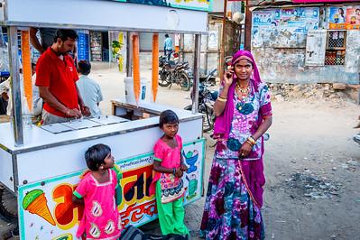 Forteresse de Khimsar, Rajasthan, Inde