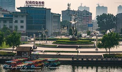 Jingzhou City Wall