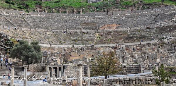 Kusadasi, Turkey. Oct 25, 2009