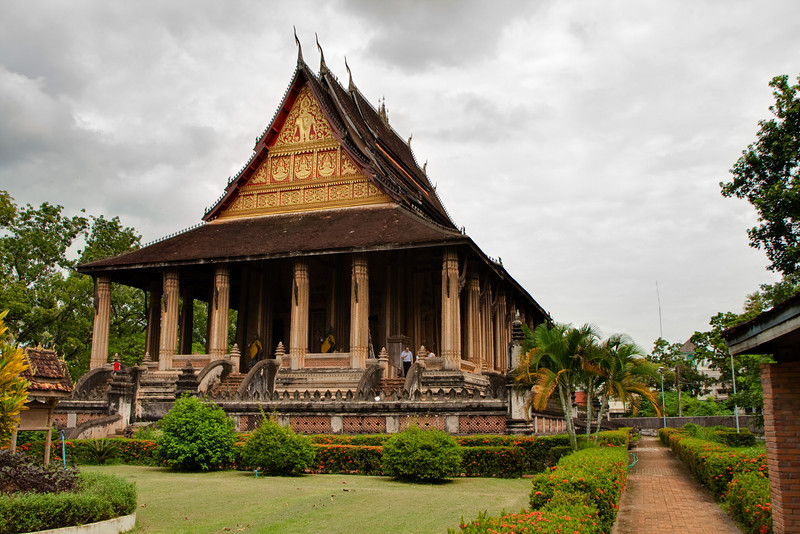 Haw Pha Kaew - Vientiane