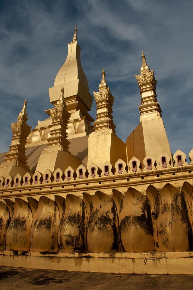 That Luang - Vientiane