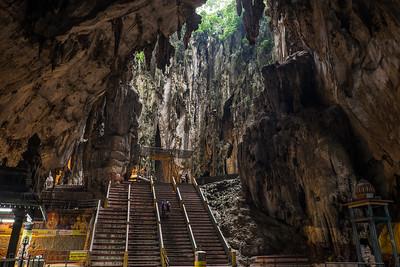 Batu cave, Kuala Lumpur, Malaisie
