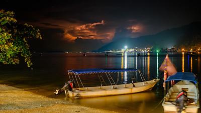 Ile Perhentian, Malaisie