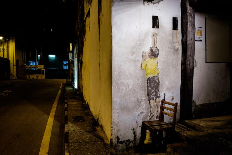 Georgetown, Penang Island, Malaisie
