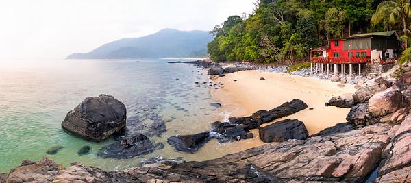 Juara, Ile de Tioman, Malaisie