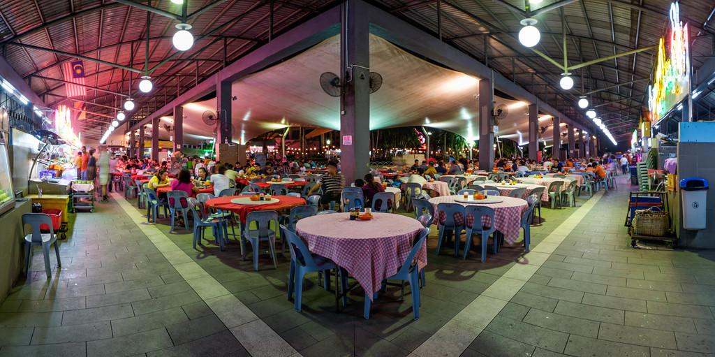 Topspot, Kuching, Malaisie