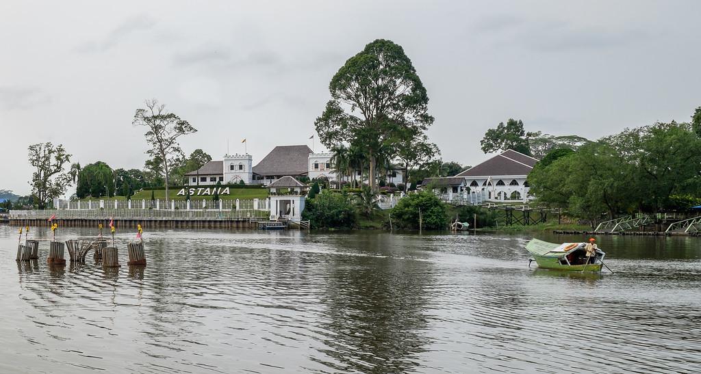 The Astana, Sarawak, Malaisie
