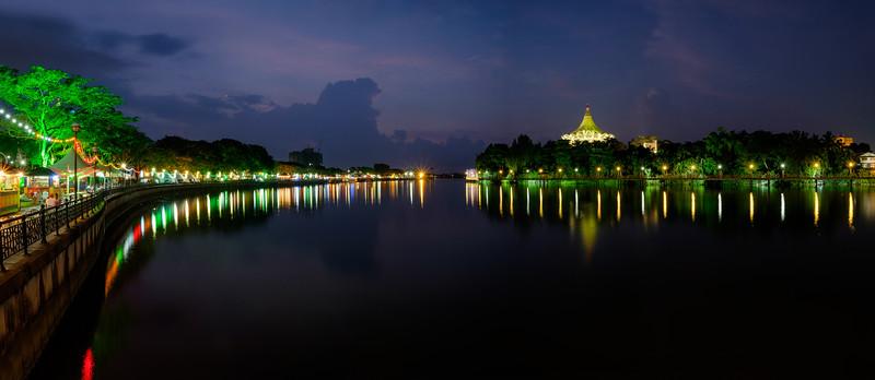 Ile de Pulau, Borneo, Malaisie