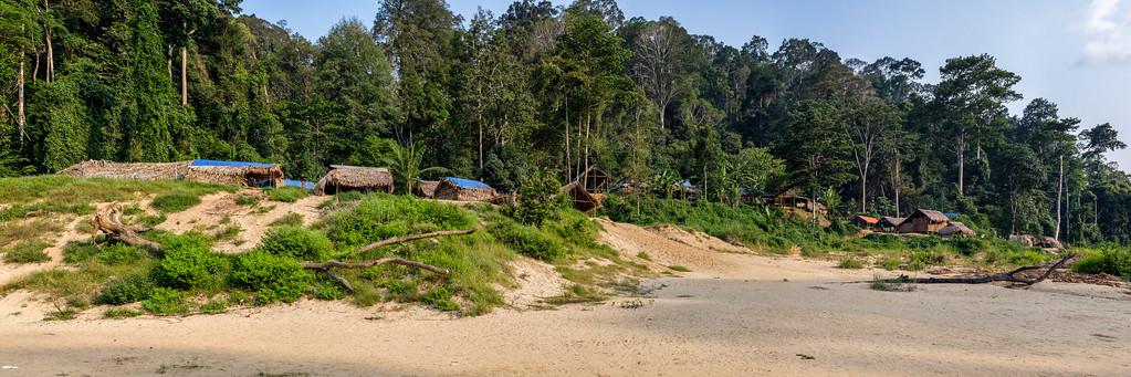 Tribu, Taman Negara, Malaisie
