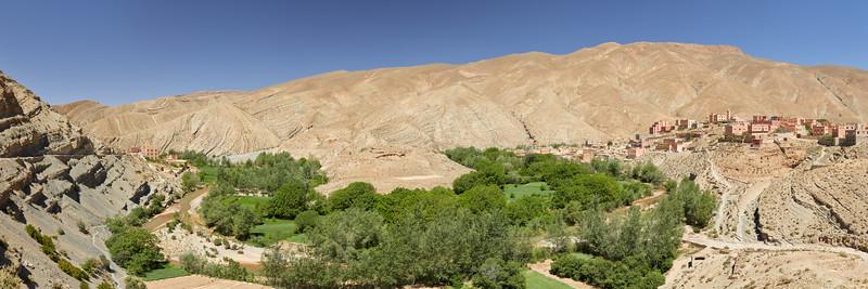 Oued Dadès, Maroc