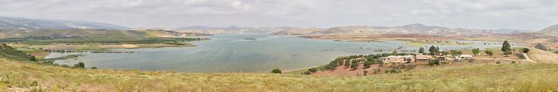 Lac Idriss 1er, Fès, Maroc