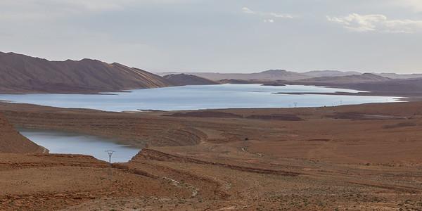 Barrage AlHassan Addakhil, Maroc