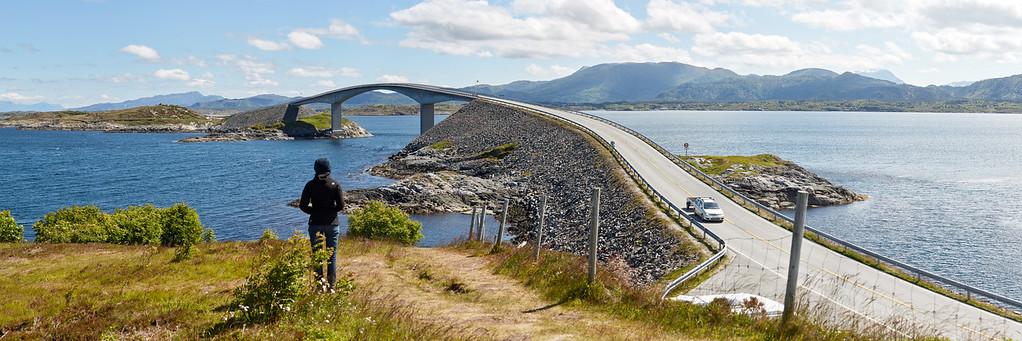 Route de l'Atlantique, Norvège