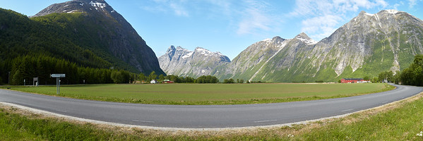 Trollveggen, Norvège