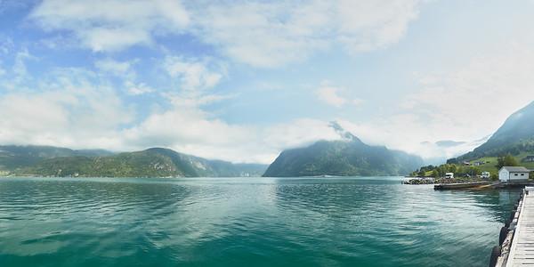 Hardangerfjorden, Norway
