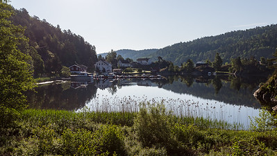 Lagfjorden, Norway