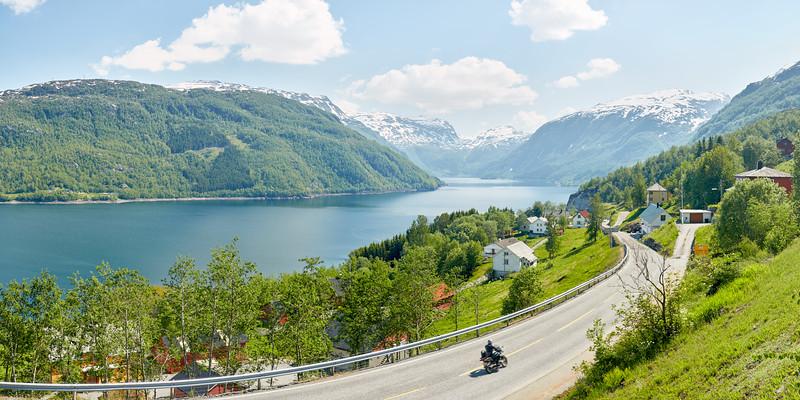 Røldalsvatnet, Norway
