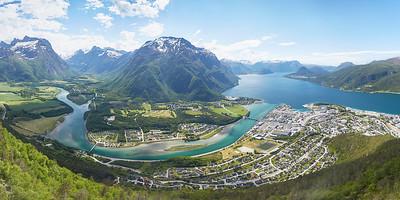 Åndalsnes, Norvège