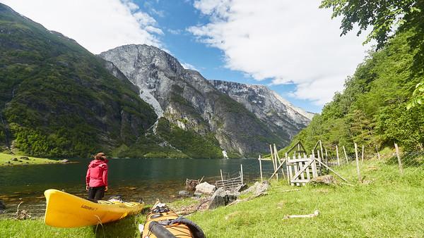 Nærøyfjorden, Norway