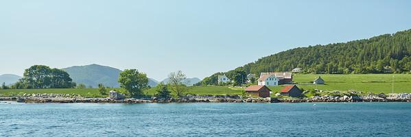 Norvege Preikestolen