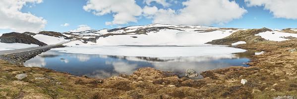 Bjørgavegen, Norway
