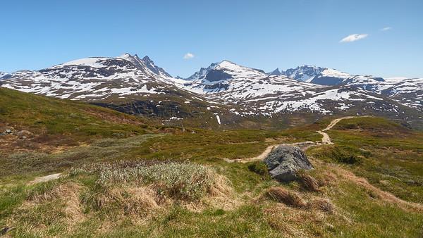 Jotunheimen Nasjonalpark, Norway