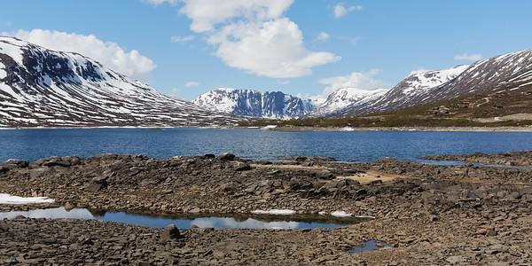 Breiddalsvatnet, Norway