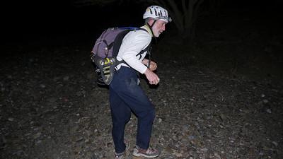 Tôt le Matin, après avoir été déposé en taxi brousse, nous voilà parti pour 18h de promenade...
