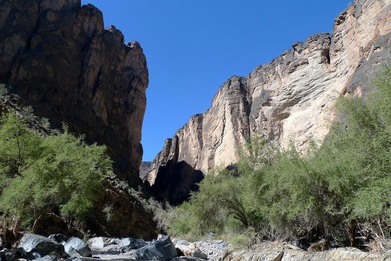 Le fameux Bowl, et notre canyon qui fini déjà...