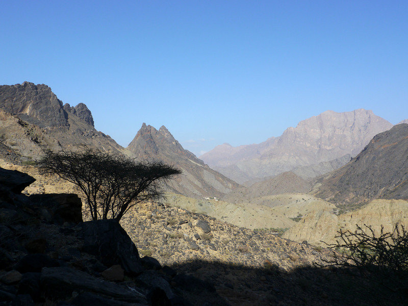 Paysage Omanais !
