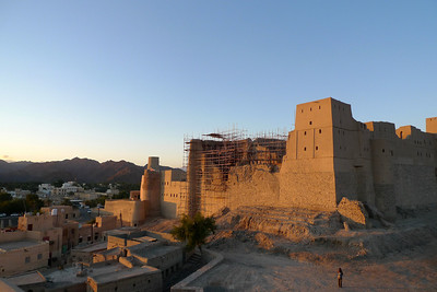 Bahla, ville ancienne et son fort magnifique