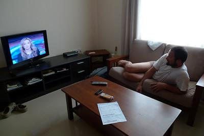 Le guide découvre la télévision