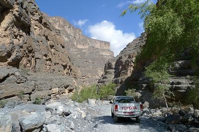 """Wadi Ghul: la remontée du """"Grand Canyon""""..."""