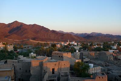 La vieille ville de Bahla