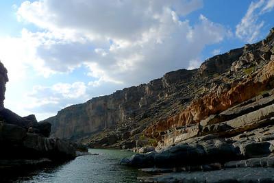 Donc Wadi Damm, pas mal !